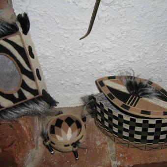 Dežutės ir rėmeliai ''Afrika ''