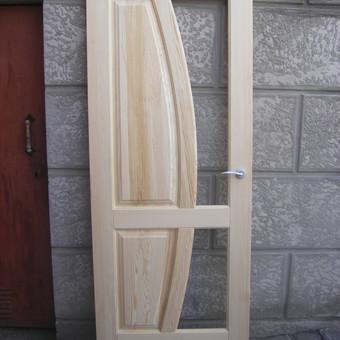 Medinių durų, laiptų ir kubilų gamyba / Saulius / Darbų pavyzdys ID 119159
