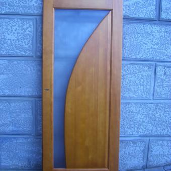 Medinių durų, laiptų ir kubilų gamyba / Saulius / Darbų pavyzdys ID 119165