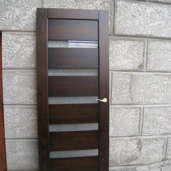 Medinių durų, laiptų ir kubilų gamyba / Saulius / Darbų pavyzdys ID 119169