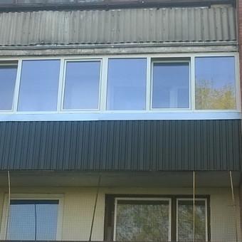 Balkonų renovacija