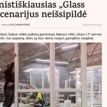 "UAB ""Glass LT"" portale vz.lt"
