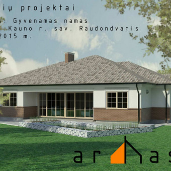 Architektė / Giedrė Karenė / Darbų pavyzdys ID 121139