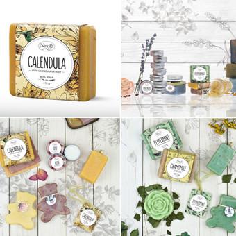 NIMFĖ rebranding | Natūralus muilas ir kosmetika / Natural soap and cosmetics