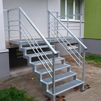 Metalo gaminiai, suvirintojas / Kęstutis Skelevas / Darbų pavyzdys ID 122267
