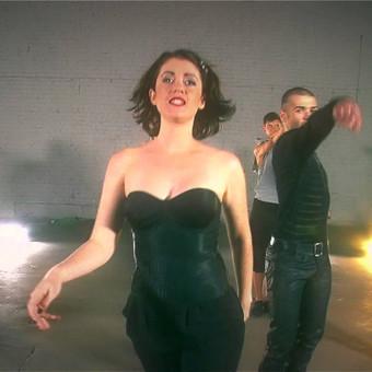 SKAMP - REVOLUTION šokamasis vaizdo klipas Filmuota  1d. Sumontuota per 3d.