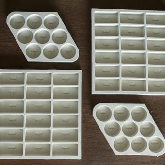 Vacuum casting ir didelio formato tikslus 3D spausdinimas / eleganttech / Darbų pavyzdys ID 124853