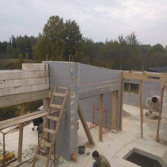 Statybos darbai / Vania Ivan / Darbų pavyzdys ID 124889