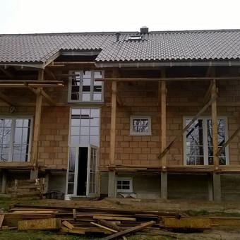 Statybos darbai / Vania Ivan / Darbų pavyzdys ID 124907