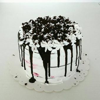 Tortai, desertai / Rugiru desertai / Darbų pavyzdys ID 125013