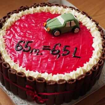 Tortai, desertai / Justina / Darbų pavyzdys ID 127551