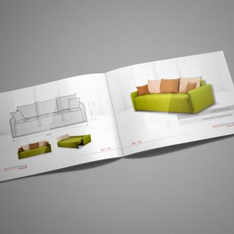 Grafikos dizainerė / Vilma Sungailė / Darbų pavyzdys ID 128613
