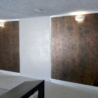Sienu dekoravimas,vidaus apdailos darbai. / Rolandas / Darbų pavyzdys ID 130183