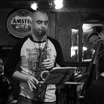 Saksofonistas / Manvydas Pratkelis / Darbų pavyzdys ID 130491