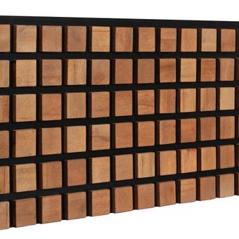 Medinė sienų danga. Gamyba ir įrengimas. / Robertas Manosiena / Darbų pavyzdys ID 133181