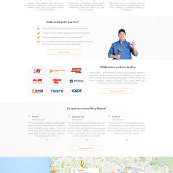 Jupojostechnika.lt - Atnaujintas svetainės dizainas http://jupojostechnika.eu