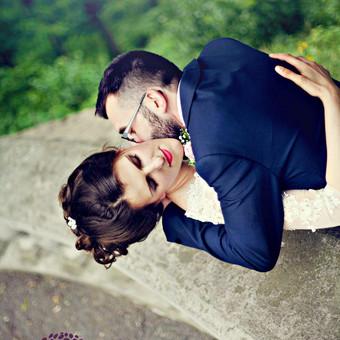 Vestuvių fotografavimas Vilniuje, aukštaitijoje / Donata Vitkienė / Darbų pavyzdys ID 136033