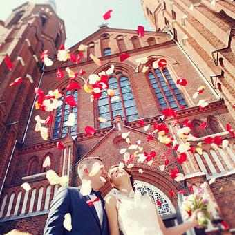 Vestuvių fotografavimas Vilniuje, aukštaitijoje / Donata Vitkienė / Darbų pavyzdys ID 136039