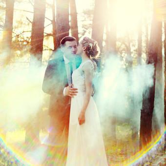 Vestuvių fotografavimas Vilniuje, aukštaitijoje / Donata Vitkienė / Darbų pavyzdys ID 136049