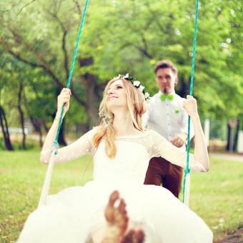 Vestuvių fotografavimas Vilniuje, aukštaitijoje / Donata Vitkienė / Darbų pavyzdys ID 136053