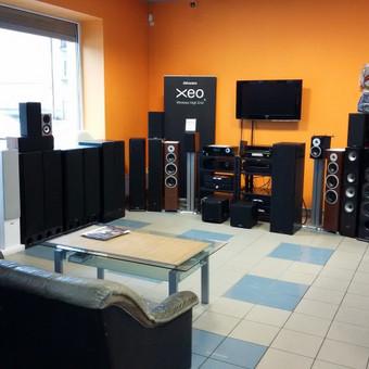 Prekyba garso aparatūra / Muzikinis Garažas / Darbų pavyzdys ID 137079