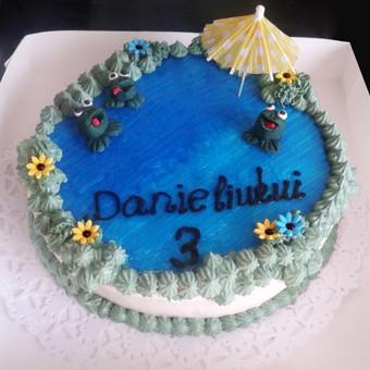 Tortai, desertai / Justina / Darbų pavyzdys ID 137693