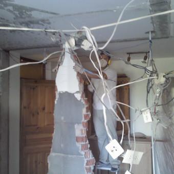 Visi apdailos ,elektros , santechnikos  ir  statybos darbai / Kęstutis / Darbų pavyzdys ID 137889