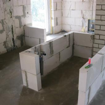 Visi apdailos ,elektros , santechnikos  ir  statybos darbai / Kęstutis / Darbų pavyzdys ID 137895