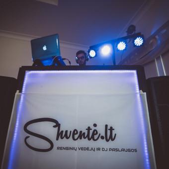 DJ Paslaugos / Rokas - Shventė.lt / Darbų pavyzdys ID 138989