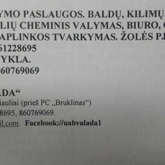 Autoplovykla / Dalius / Darbų pavyzdys ID 139873