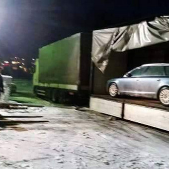 Krovinių pervežimas / Haroldas Gudauskas / Darbų pavyzdys ID 139917