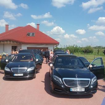Galime komplektuoti kelis juodus mercedes S500L automobilius jūsų šventei, delegacijai ar svečiams