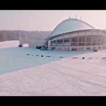 Winter Aerial'16 | Drone