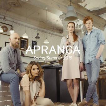 Apranga | Spring/Summer'16 Presentation