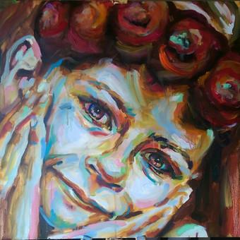 Paveikslų tapyba / Raimonda Tamo / Darbų pavyzdys ID 142383