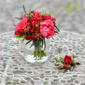 Floristas, gėlių salonas / Vilma / Darbų pavyzdys ID 142619