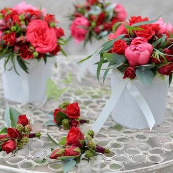 Floristas, gėlių salonas / Vilma / Darbų pavyzdys ID 142621