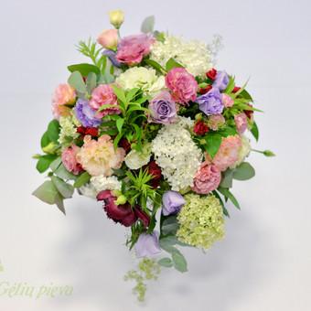 Floristas, gėlių salonas / Vilma / Darbų pavyzdys ID 142629