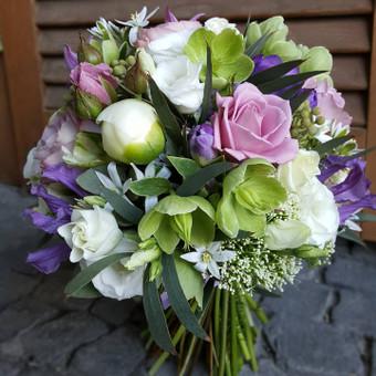 Floristas, gėlių salonas / Vilma / Darbų pavyzdys ID 142661