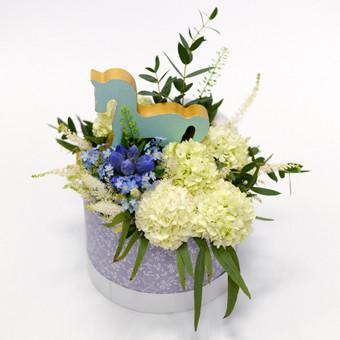Floristas, gėlių salonas / Vilma / Darbų pavyzdys ID 142693