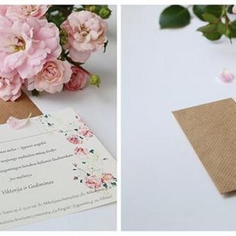 Vestuvių, švenčių dekoravimas / Miglė Či / Darbų pavyzdys ID 143233