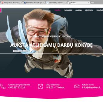 Visos reklamos paslaugos / Viva Advert / Darbų pavyzdys ID 147029