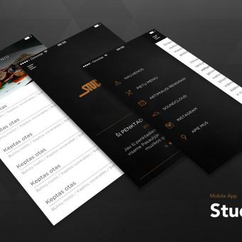 Studio 9, Baro klubo aplikacija  https://play.google.com/store/apps/details?id=lt.imas.studio9&hl=en https://itunes.apple.com/us/app/studio-9/id1034899558?mt=8