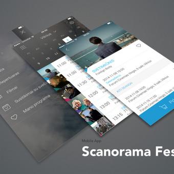"""2015 metų Scanorama festivalio aplikacija  : Europos šalių kino forumas """"Scanorama"""" yra didžiausias ir svarbiausias rudens sezono kino renginys Lietuvoje. https://play.google.com/store/apps/ ..."""