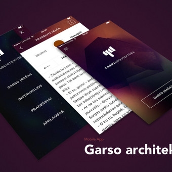 https://itunes.apple.com/us/app/garso-architektura/id1101150206?mt=8