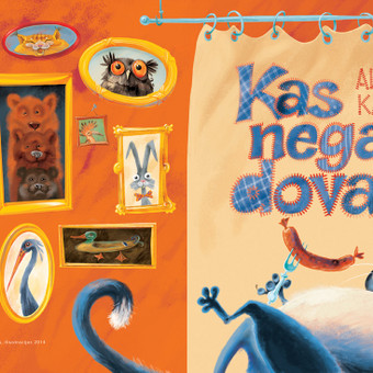 Vaikiškos knygelės atvertimas. Adobe photoshop