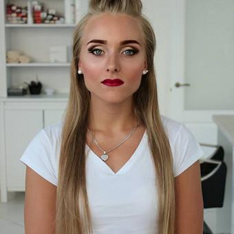 Pro Makeup Artist / Laura Panavė . / Darbų pavyzdys ID 152585
