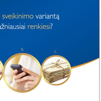 Klientas: Suslavičius-Felix. Prekės ženklas: Kalev.  Sukurta komunikacijos ir reklamos strategija, vizualų šablonai, administruojamas profilis.