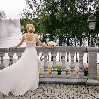 Vestuvinių ir proginių suknelių siuvimas Vilniuje / Oksana Dorofejeva / Darbų pavyzdys ID 153535