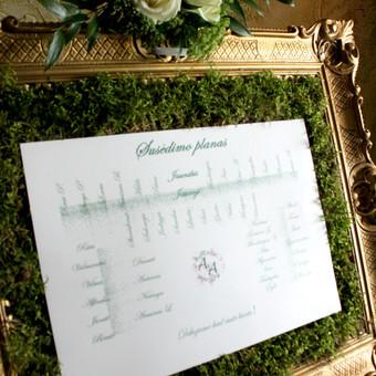 Vestuvių, švenčių dekoravimas / Ingrida Guščiuvienė / Darbų pavyzdys ID 154525
